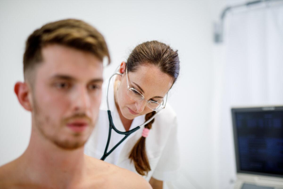Základní klinické vyšetření