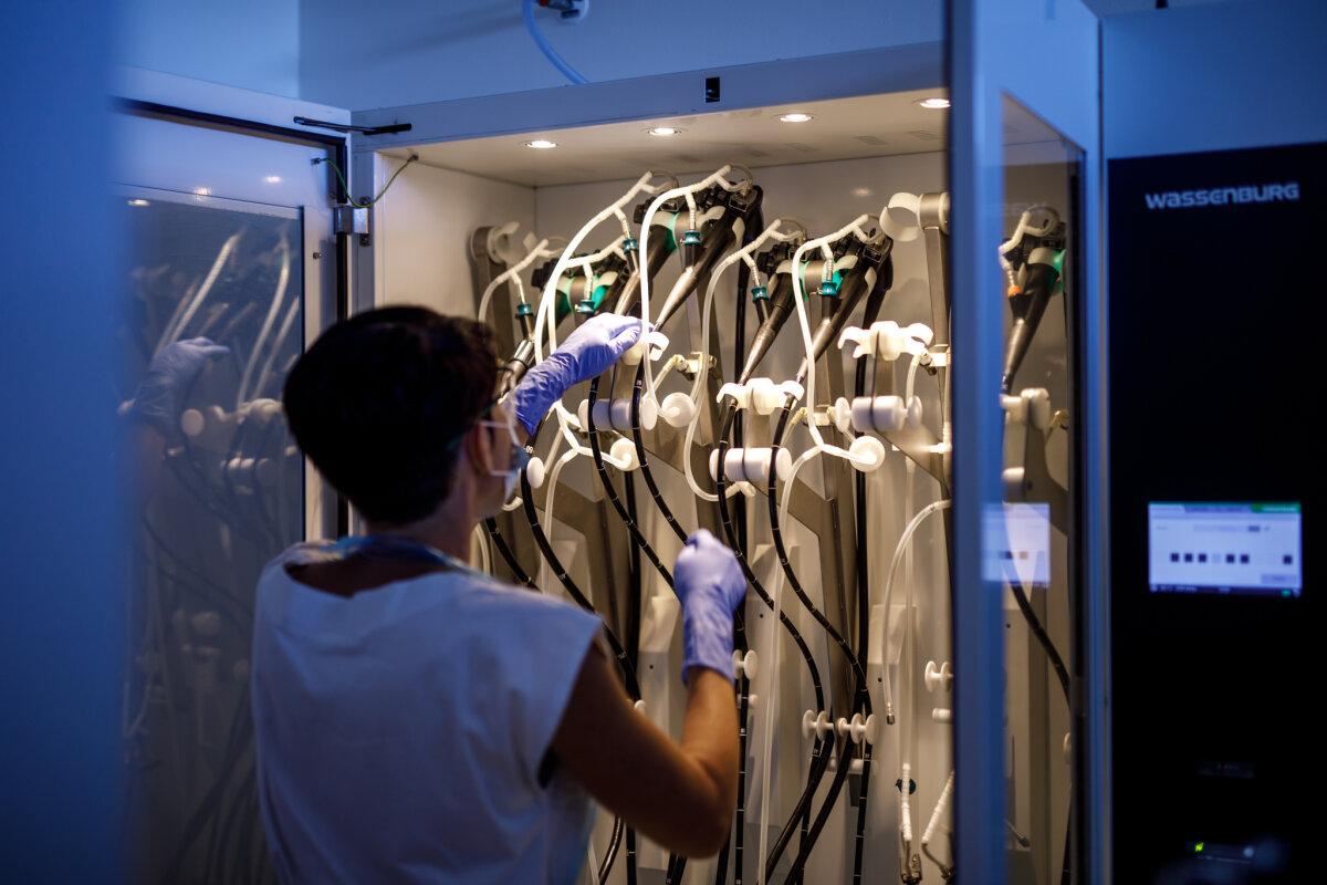 Endoskopické vyšetření dýchacích cest - bronchoskopie