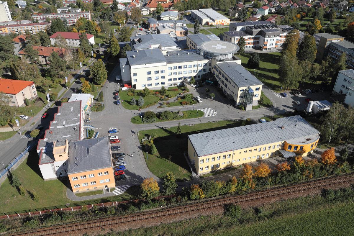 Novoměstská nemocnice posiluje spolupráci sMOÚ