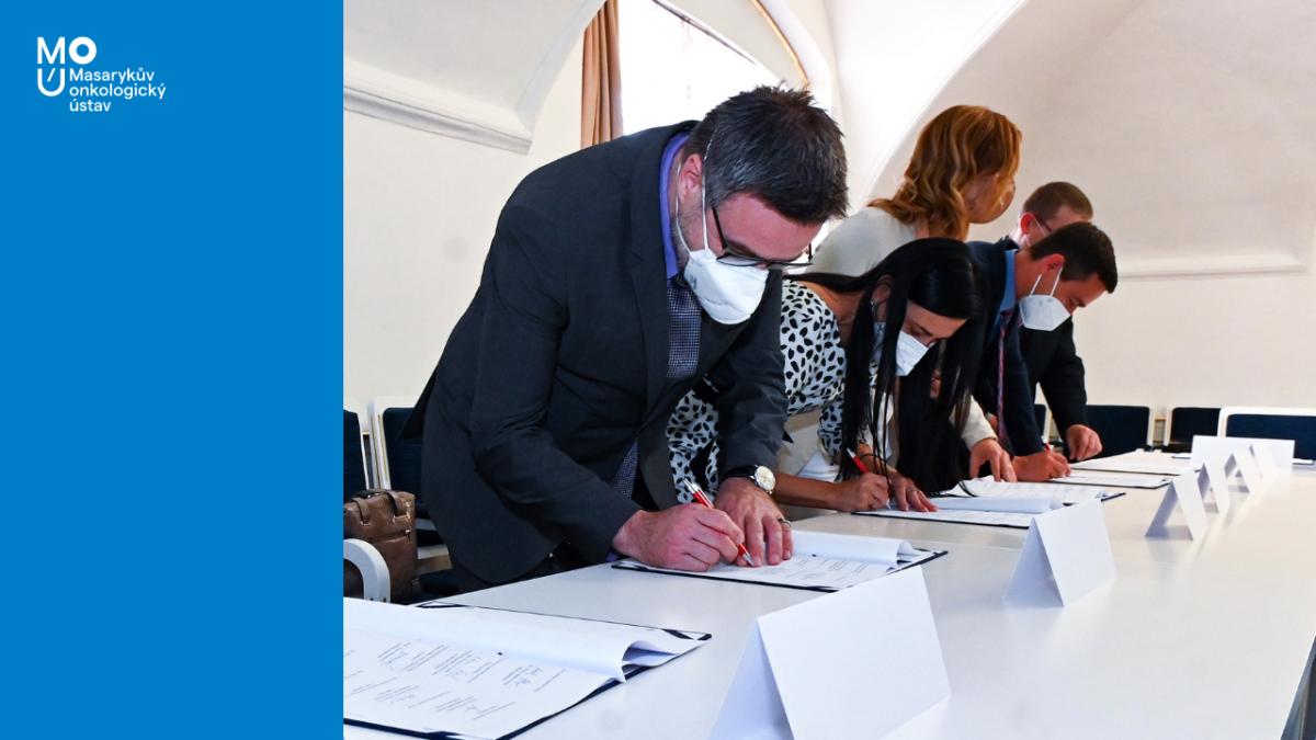 MOÚ se připojil kMemorandu ospolupráci pro elektronizaci zdravotnictví atelemedicínu